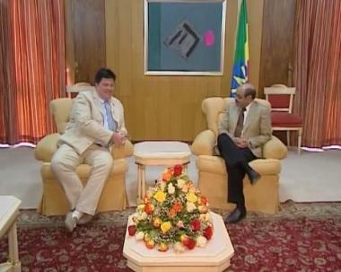 مارغيلوف يبحث في أديس أبابا الوضع في منطقة القرن الافريقي
