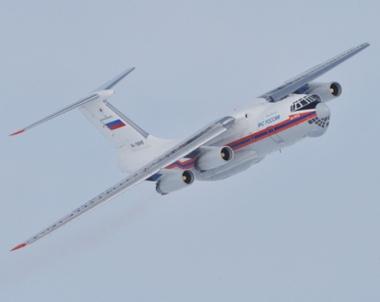 اجلاء 138 شخصا من سرت على متن طائرتين تابعتين  لوزارة الطوارئ الروسية