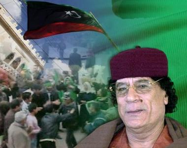 شاهد عيان يصف الأحداث في ليبيا