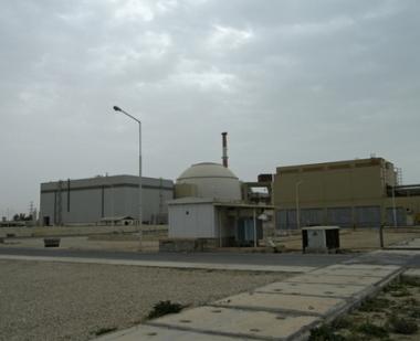 ايران تؤكد نيتها تفريغ الوقود من مفاعل بوشهر النووي