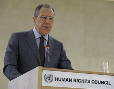 لافروف: روسيا تعول على الدعم الدولي لمشروع قرارها الخاص بالقيم التقليدية
