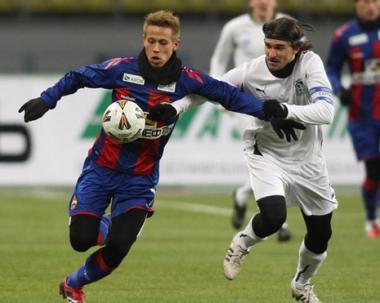 تسيسكا موسكو يبلغ ربع نهائي كأس روسيا لكرة القدم