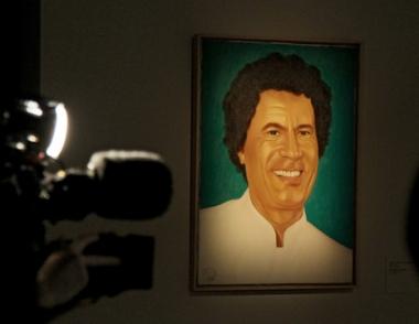 ممرضة القذافي الأوكرانية تعود إلى وطنها بعد تفاقم الأوضاع في ليبيا