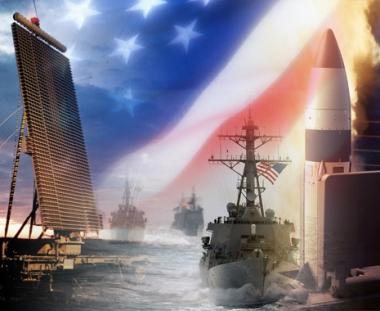 الولايات المتحدة ترسل الى البحر المتوسط سفينة حربية للدفاع المضاد للصواريخ