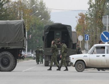 الشرطة الشيشانية تقضي على قائد أحدى العصابات المسلحة