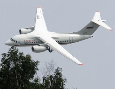 مقتل 6 اشخاص من بينهم طياران في تحطم طائرة