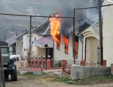 تصفية ثلاثة مسلحين في قرية بضواحي عاصمة جمهورية قبردين بلقاريا الروسية