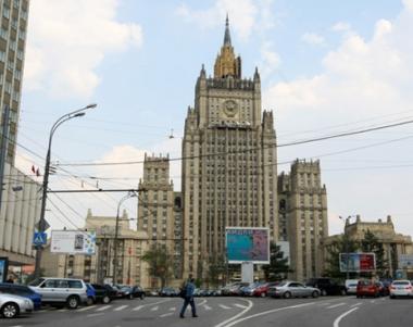 وزارة الخارجية الروسية تؤكد  رفض موسكو لاستخدام القوة ضد بلدان الشرق الاوسط وشمال افريقيا