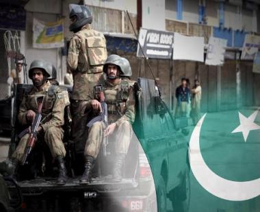 مقتل 10 اشخاص في هجوم ارهابي شمال غربي باكستان