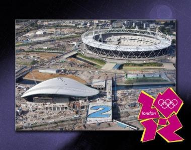 ايران تتراجع عن فكرة مقاطعة اولمبياد لندن 2012 بسبب شعار الدورة الرسمي