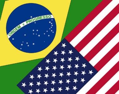 اوباما يستهل جولته في امريكا اللاتينية بزيارة البرازيل