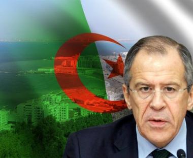 لافروف الى الجزائر لبحث التطورات الاخيرة في ليبيا والتعاون العسكري التقني