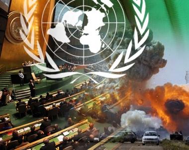 الخارجية الروسية: لم يناقش مجلس الامن الدولي مسألة اجراء عملية برية في ليبيا