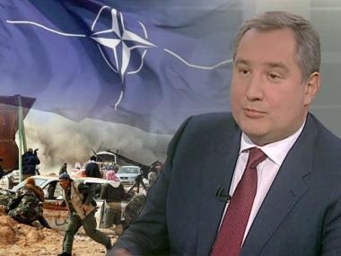 روغوزين: آلة الناتو تراوح في مكانها بليبيا