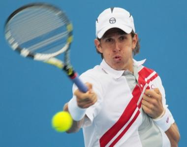 تأهل الروسيان ايغور اندرييف وايغور كونيتسين الى الدور الثاني لدورة التنس المقامة في امريكا