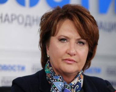 وزيرة الزراعة الروسية يلينا سكرينيك