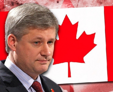 البرلمان الكندي يسحب الثقة من الحكومة