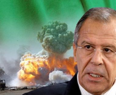 لافروف يطالب بتحقيق دولي في ضحايا الضربات الجوية على ليبيا