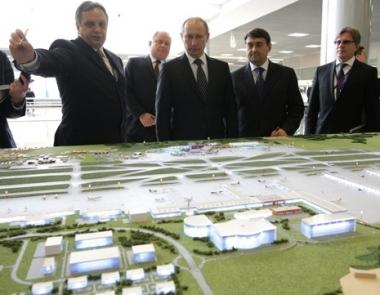 السعة التمريرية لمطارات موسكو ستتضاعف إلى 100 مليون شخص