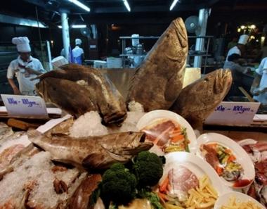 روسيا توقف واردات الاسماك من اليابان