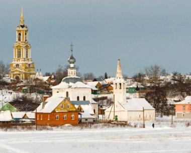 سوزدال.. احدى أجمل مدن طوق روسيا الذهبي