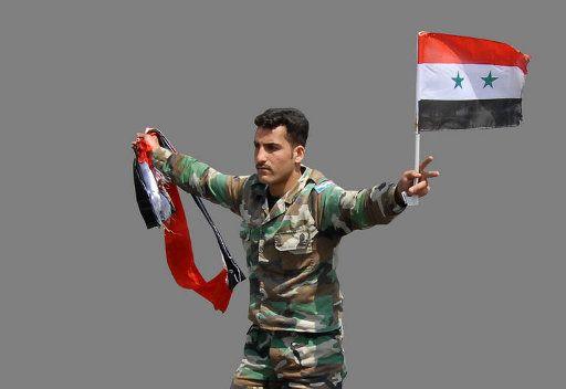 الاتحاد الاوروبي يعقد الجمعة جلسة طارئة سعيا الى فرض عقوبات على سورية