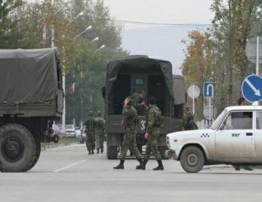 القضاء على اثنين من المسلحين في عملية خاصة بالشيشان