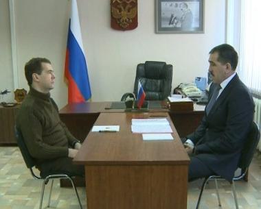 مدفيديف يرفض إمكانية التفاوض مع المسلحين المتشددين في شمال القوقاز