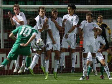 تيريك يحقق فوزه الأول في الدوري الروسي في الموسم الجديد