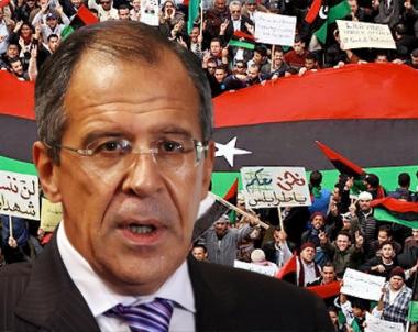 لافروف يدعو الى استخلاص العبر من المشاكل التى يواجهها التحالف الغربي في ليبيا