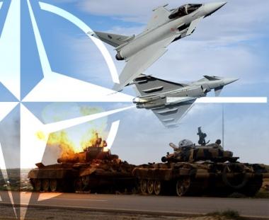 ممثل قيادة الناتو يؤكد تدمير 30% من القدرة القتالية لدى القذافي