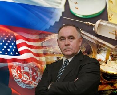 اتلاف 6 اطنان من الهيروين والمورفين في افغانستان بنتيجة العمليات الروسية الامريكية الخاصة