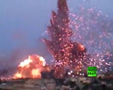 قصف مدفعي عنيف بليبيا