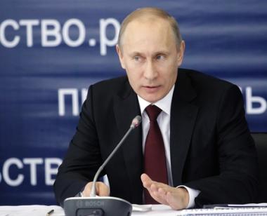 بوتين: روسيا لن تطبق قواعد منظمة التجارة العالمية حتى تصبح عضوا فيها