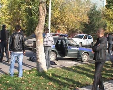 مصرع 3 من افراد الشرطة واصابة 6 آخرين في اشتباكات بداغستان