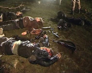 بورتنيكوف: تسنت تصفية 78 فردا من اعضاء العصابات في شمال القوقاز