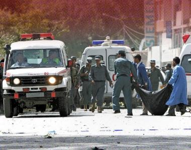 مقتل رئيس شرطة قندهار في عملية انتحارية