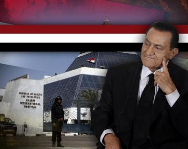 رئيس محكمة استئناف القاهرة: قد يحكم على مبارك بالاعدام اذا ادين بالتهم الموجهة له