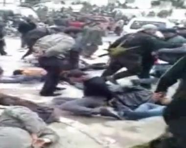 حملة الاعتقالات من قبل الامن السوري