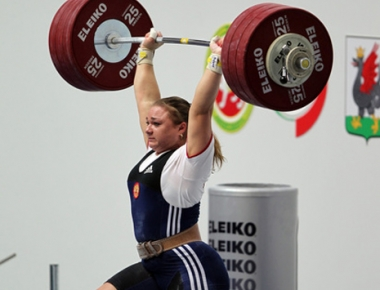 روسيا الأولى في بطولة أوروبا لرفع الأثقال