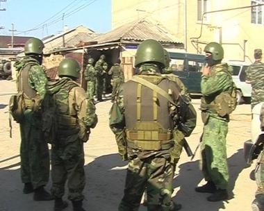 هيئات الامن الروسية تقضي على 4 مسلحين في داغستان
