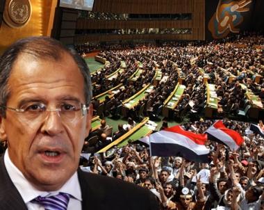 لافروف: روسيا تدعو الى عدم تشجيع المواجهة في بلدان الشرق الاوسط وشمال افريقيا