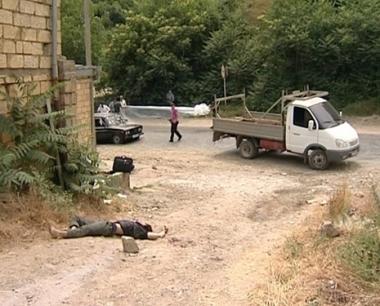 مقتل زعيم احدى العصابات الداغستانية