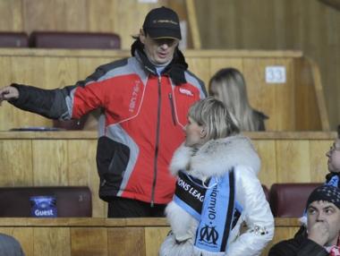 فيدون: لاعبو سبارتاك موسكو مع الإبقاء على مدربهم كاربين