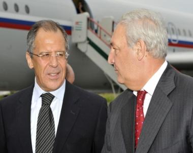 لافروف: روسيا قادرة على الانضمام إلى منظمة التجارة العالمية بدون موافقة تبليسي