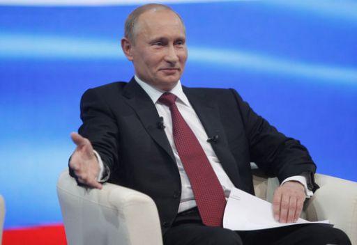 نكتة من بوتين