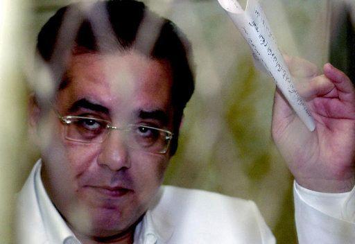 الغاء الحكم بسجن المرشح السابق للرئاسة المصرية ايمن نور