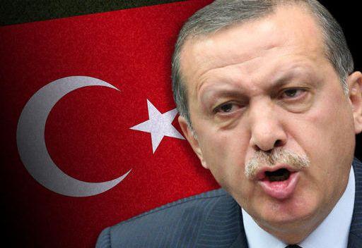 أردوغان يحذر السلطات السورية من قتل شعبها
