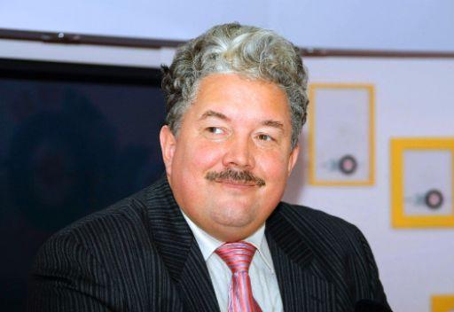 سيرغي بابورين رئيس اللجنة الروسية للتضامن مع ليبيا