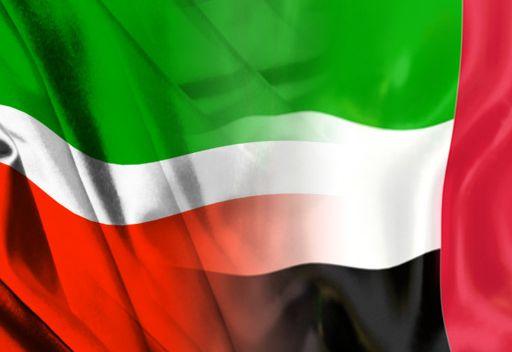 إقامة ممثلية لجمهورية تتارستان في أمارة دبي